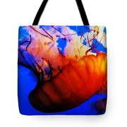Jellyfish Beauty Tote Bag