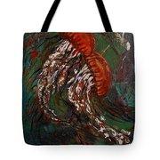 Jellyfish Dance Tote Bag