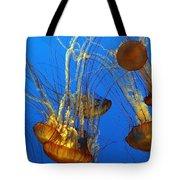 Jellyfish Family Tote Bag