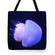 Jellyfish In Motion Tote Bag