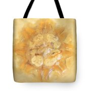 Jellyfish In The Sand Tote Bag