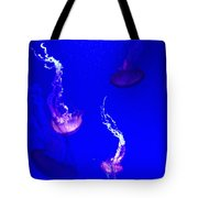 Jellyfish Wall Art 2 Tote Bag