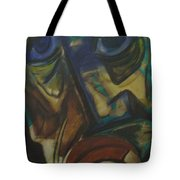 Jennifer Sick Tote Bag
