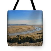 Jenny Brown's Point. Tote Bag