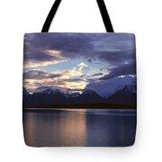 Jenny Lake, Grand Teton National Park Tote Bag