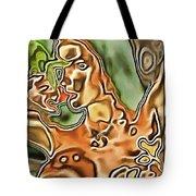 Jenya The Polished Look Tote Bag