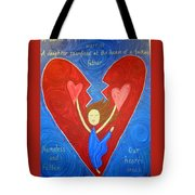 Jephthah's Daughter Tote Bag
