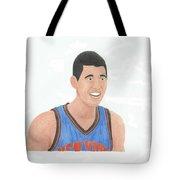 Jeremy Lin Tote Bag