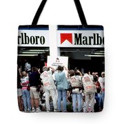 Jerez De La Frontera 1997 Tote Bag