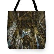 Jerez De La Frontera Cathedral Cadiz Spain Tote Bag