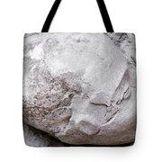 Jericho: Human Skull Tote Bag
