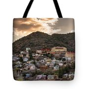 Jerome - America's Most Vertical City Tote Bag