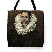 Jeronimo De Cevallos Tote Bag