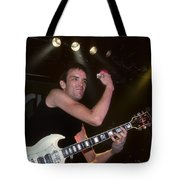 Jerry Healey Tote Bag