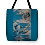 Jerry In The Clouds Tote Bag