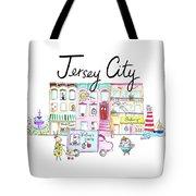 Jersey City Tote Bag
