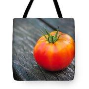 Jersey Fresh Garden Tomato Tote Bag