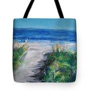 Jersey Shore Dunes  Tote Bag