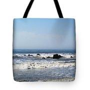 Jersey Shore Morning - Atlantic City Tote Bag