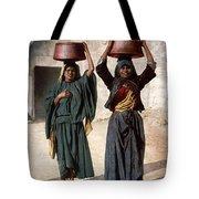 Jerusalem - Milk Seller Tote Bag