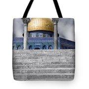 Jerusalem - The Dome Tote Bag
