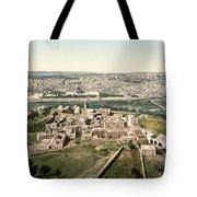 Jerusalem, C1900 Tote Bag