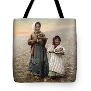 Jerusalem Girls, C1900 Tote Bag