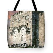 Jerusalem Golden Gate  Tote Bag