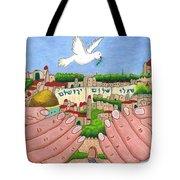 Jerusalem Image Tote Bag