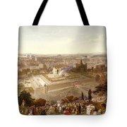 Jerusalem In Her Grandeur Tote Bag