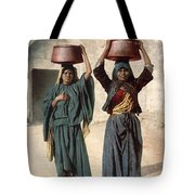 Jerusalem: Milk Seller Tote Bag