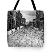 Jerusalem: Street, 1948 Tote Bag
