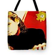 Jesse Cook Tote Bag