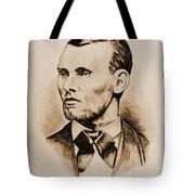 Jesse James Tote Bag