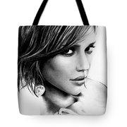 Jessica Alba  Tote Bag