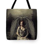Jessica Angel Tote Bag