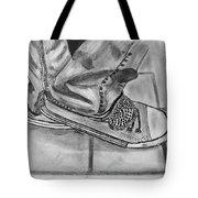 Jessicas Sneakers Tote Bag