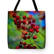 Jessies Berries Tote Bag