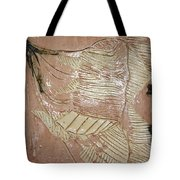 Jesus - Tile Tote Bag