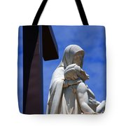 Jesus And Maria Tote Bag