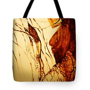 Jesus And Mother Mary  Tote Bag