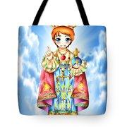 Jesus Child Tote Bag