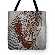 Jesus Christ - Tile Tote Bag