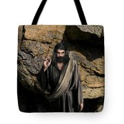 Jesus Christ- Be Blessed And Prosper Tote Bag