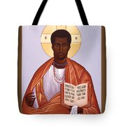 Jesus Christ - Liberator - Rljcl Tote Bag