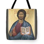 Jesus Christ - Pantocrator - Rljcp Tote Bag