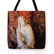 Jesus Christ Tote Bag