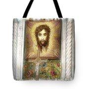 Jesus I Tote Bag