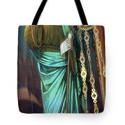 Jesus In Hebron Tote Bag