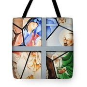 Jesus Is Chinese Tote Bag